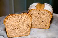 "100% Whole Wheat bread from Peter Reinhart's ""Whole Grain Breads""  20070901-18.20.29"